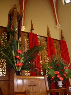 #palm sunday decorations
