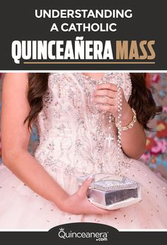 A traditional Quinceanera celebration takes place around the girl's 15th birthday with a party and a mass, with the latter being the Quinceanera's presentation before God and a promise to honor herself and her religion. - See more at: http://www.quinceanera.com/traditions/preparing-for-and-understanding-a-quinceanera-mass/#sthash.xeGqtdza.dpuf