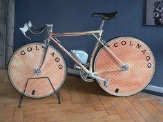 #Colnago TT #bike