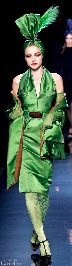 Jean Paul Gaultier Couture Fall 2010