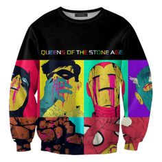Queens of the stone age jumper..... #QOTSA #AWESOME