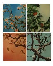four seasons artwork - Google Search