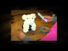 Making this for my birthday!  How to Make a Flower Puppy