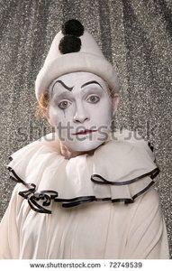 Clown Make Up Kitl - Peg It Board