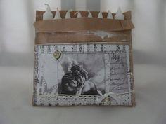 Kerzen - Deko Kerzen Vintage Geschenk - ein Designerstück von Froehlich-Elena bei DaWanda