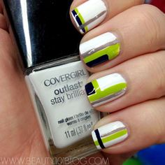 Celebrate your favorite team with COVERGIRL Outlast Stay Brilliant Nail Polish from Duane Reade! #DRBigGame #cbias #shop