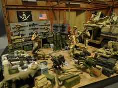 Dioramas and Vignettes: Enforcement to democracy, photo #2