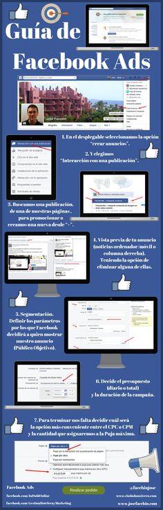 Guía de Facebook Ads – Publicidad en redes sociales #facebook (Mi colaboración en Ciudadano2.0)