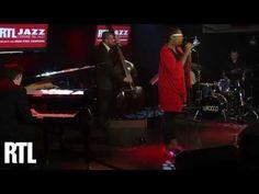 Cécile McLorin Salvant - Le Front Caché Sur Tes Genoux (l'heure du Jazz, RTL) - YouTube