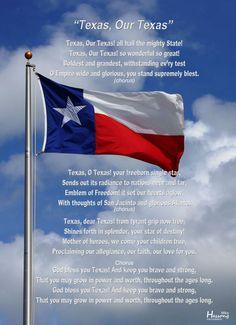 """""""Texas, Our Texas"""""""