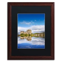 Eilean Donan by Philippe Sainte-Laudy Matted Framed Photographic Print