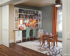 Office Playroom Combo Design Pictures Remodel Decor And Ideas