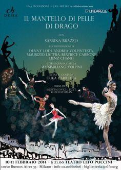 Eventi News 24: Il Mantello di pelle di drago con Sabrina Brazzo - Lunedì 10 e…