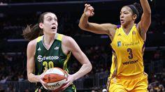 Breanna Stewart, WNBA raise awareness, money for Orlando nightclub victims