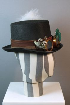 DIY Steampunk creation for my new project, Daydreams - Marius Els Fine Art Photography
