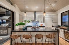 Copyright PanaViz  Architect: Glazier Le Architects  Builder: Maryl  Interiors Furnishings: Henderson Interiors Photography: PanaViz