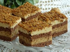 Polish Recipes, Cream Cake, Tart, Cheesecake, Food And Drink, Favorite Recipes, Sweets, Cooking, Ethnic Recipes