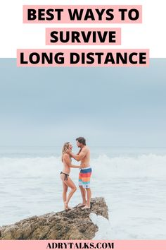 Being in a long distance relationship may not be easy, so here are some crucial tips to help you and your partner conquer the distance and make it last. Long Distance Relationship Gifts, Distance Relationships, Relationship Advice, I Feel You, How Are You Feeling, Long Distance Boyfriend, Time Heals, Types Of Relationships, Ldr