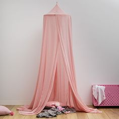 Vintage Canopy Pink