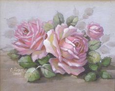 Beautiful roses by Christie Repasy