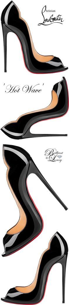 Brilliant Luxury by Emmy DE ♦ Christian Louboutin 'Hot Wave'