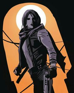 Jyn Erso Rogue One Poster by Francesco Francavilla.