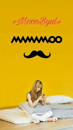 MoonByul of Mamamoo Wallpaper. Kpop Girl Groups, Korean Girl Groups, Kpop Girls, Boy Groups, Mamamoo Moonbyul, Girls Rules, Girl Bands, In My Feelings, Snsd