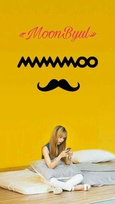 MoonByul of Mamamoo Wallpaper. #mamamoo #wallpaper #moonbyul #kpop