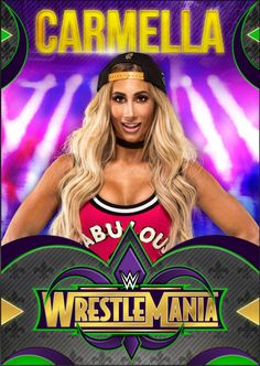 Female Wrestlers, Wwe Wrestlers, John Cena Wwe Champion, Wwe Wrestlemania 34, Carmella Wwe, Catch, Wwe World, Wwe Wallpapers, Wwe Champions
