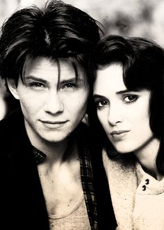 Ahh Christian Slater in Heathers - he was my teenage dream!