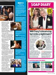 "I saw this in ""October 25, 2014"" in TV & Satellite Week October 25, 2014."