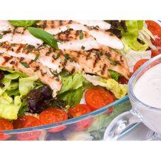 Meniu catering pentru evenimente cu salate proaspete Catering, Fresh Rolls, Cobb Salad, Ethnic Recipes, Food, Salads, Essen, Yemek, Meals