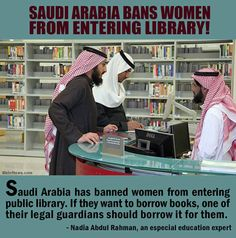 via FB page-- Islam Against Women  WAKE UP-- this is what Sharia law does to women's rights-- it takes them away completely!