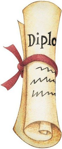 Long-Term Goal: Get An Advanced or Highest Honors Diploma Graduation Clip Art, Graduation Cookies, Graduation Cards, School Clipart, School Scrapbook, Freebies, Picasa Web Albums, Scrapbooking, Digi Stamps