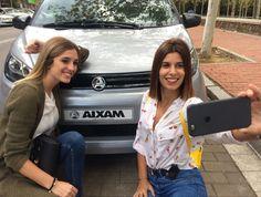 Die Mopedautos von Aixam begeistern auch junge Mädchen und Teenager. #aixam #fahrenab15 Teenager, Sport, Fashion, Autos, Young Adults, Moda, Deporte, Fashion Styles, Sports