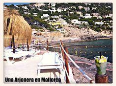 Beach Club Gran Folies en Cala Llamp #turismo #mallorca