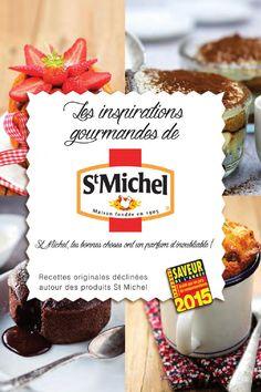 Encartage dans tendance n°225« le livret recettes st michel »
