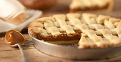 Feralf - Receta: Pastafrola de Dulce de Leche http://feralf.com/index.php/blog/cocina/item/pasta-frola-de-dulce-de-leche-2