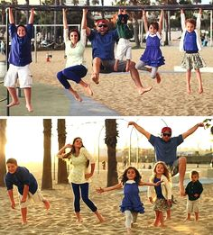 This whole family is such an inspiration to me. I hope to have a family like theirs and a love like Shay and Colette do :)