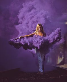 Colored Smoke Grenades A marriage is a ceremony where two or more people are united Smoke Bomb Photography, Portrait Photography Poses, Color Photography, Creative Photography, Amazing Photography, Landscape Photography, Burns Photography, Dental Photography, Photography Degree