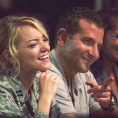 Anything is possible when Bradley Cooper and Emma Stone team up in their new movie, Aloha - in theaters May 29.