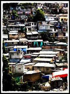 Homes in Haiti