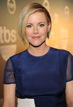 Kathleen Robertson @ TBS/TNT Upfront 2014 in New York City - 05/14/2014