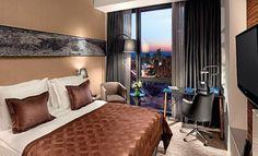 5-star Hotel - Radisson Blu Istanbul Asia