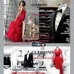 Guerrino Style MAN*WOMAN & CEREMONY ...Il Piacere della Scelta Partecipa EVENTO SposiAMOci