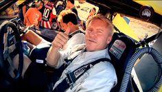 Roger Norman en la Baja...  Score International CEO