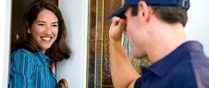 #DoorInstallation is the beginning of a beautiful customer and buyer relationship.
