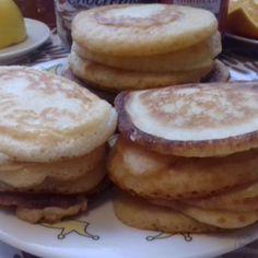 Staročeské lívance - Staročeské lívance - seště jak je dělávaly naše babičky k snídani :-*