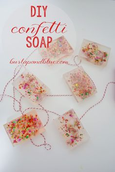 13 Clever Melt and Pour Soap Making Ideas
