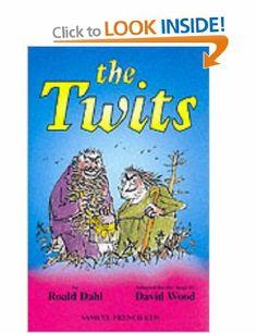 The Twits: Play: Amazon.co.uk: David Wood, Roald Dahl: Books The Twits, David Wood, School Play, Roald Dahl, Plays, Books, Amazon, Games, Libros
